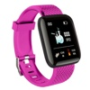 Tec Sante Blood Oxygen Series SD9P Smart Watch (Purple)