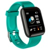 Tec Sante Blood Oxygen Series SD9P Smart Watch (Green)