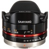Samyang 7.5mm f/3.5 UMC Fisheye MFT Lens (Black, M4/3 mount)