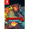 Nintendo Switch Streets of Rage 4/Bare Knuckle 4 怒之鐵拳4 (支援多語言 EN/CN)