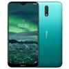 Nokia 2.3 Dual-SIM TA-1206 (Android One, 2GB/32GB, Cyan Green)