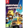 Nintendo Switch OVERCOOKED! + OVERCOOKED! 2 (Multi-Language EN/CN)