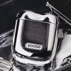 Yoose Y1 Electric Mini Water-Wash Shaver 復古迷你水洗電動刮鬍刀 (Electroplated Silver)
