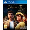 PlayStation Shenmue III (PS4, Chinese/English Version)