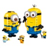 Lego 75551 Minions: Brick-Built Minions And Their Lair Set ()