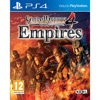 PlayStation SAMURAI WARRIORS 4: Empires (PS4, English Version)