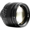 7 Artisans Photoelectric 50mm f/1.1 Lens (TL/SL Mount modified from M, needs adaptor, Black)