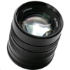 7 Artisans Photoelectric 55mm f/1.4 Lens (Sony E Mount, 黒)