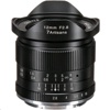 7 Artisans Photoelectric 12mm f/2.8 Lens (Sony E Mount, 黒)
