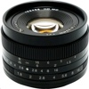 7 Artisans Photoelectric 50mm f/1.8 Lens (Canon EOS-M Mount, Black)