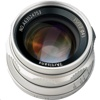 7 Artisans Photoelectric 35mm f/1.2 Lens 鏡頭 (M43 (Panasonic Olympus) Mount, Silver)