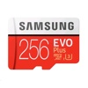 Samsung EVO Plus MicroSDXC Card (256GB, 100MB/s read,  90MB/s write)