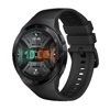 Huawei Watch GT 2e HCT-B19 (46mm, Graphite Black Silicone Strap)