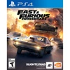 PlayStation Fast & Furious Crossroads (PS4)