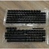 Vortex PBT ShineThrought 126 Keys Keycap (Black)
