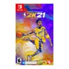 Nintendo Switch NBA 2K21 Mamba Forever Edition (Multi-language Version, EN/CN)