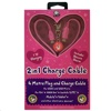 PlayStation 2In1 4M Pink Charge Cable With Unicorn Charm Pink (Ps4)