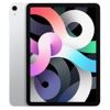 "Apple iPad Air 10.9"" 4th Gen (2020) A2072 아이패드 에어 4 (LTE, 64GB, Silver)"