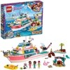 Lego 41381 Friends: Rescue Mission BoatBuilding Kit ()