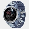 Huawei Honor Watch GS Pro (Camo Blue Global with Gray Blue Nylon Strap)