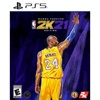 PlayStation NBA 2K21 Mamba Forever Edition (PS5, Chinese/English Version)