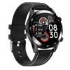Tec Sante Bluetooth Call Series Smart Watch SE12 (Grey Case w/Grey Steel Strap+2 extra Black Straps)