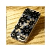 "Sigema COCOOUダブルIMDフルカバーケース6.1 ""iPhone 12 / 12Pro用 (Vanessa Teodoro - Gold Black Eyes, VA-02)"