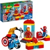 Lego 10921 Duplo Super Heroes Lab set ()