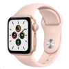 Apple Watch SE - 40mm MYDN2 (GPS, Gold Aluminium Case + Pink Sand Sport Band)
