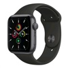 Apple Watch SE - 44mm MYDT2 (GPS, Space Grey Aluminium Case + Black Sport Band)