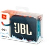 JBL GO 3 Portable Bluetooth Speaker (Blue/Pink)