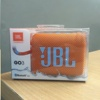 JBL GO 3 Portable Bluetooth Speaker (Orange)