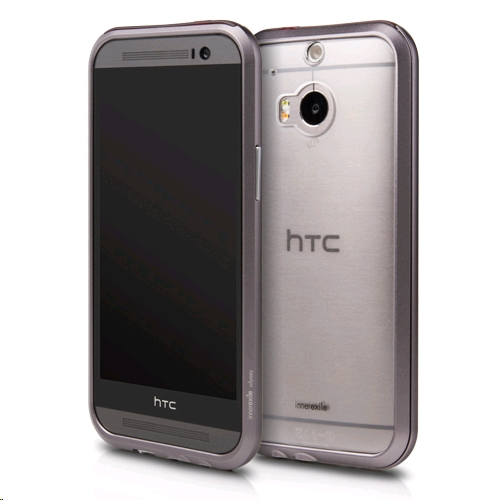 new concept c95ae 0ca7e innerexile Odyssey case for HTC One M8 (Premium aluminum bumper with ...