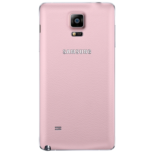 Samsung Back Cover for Samsung Galaxy Note 4
