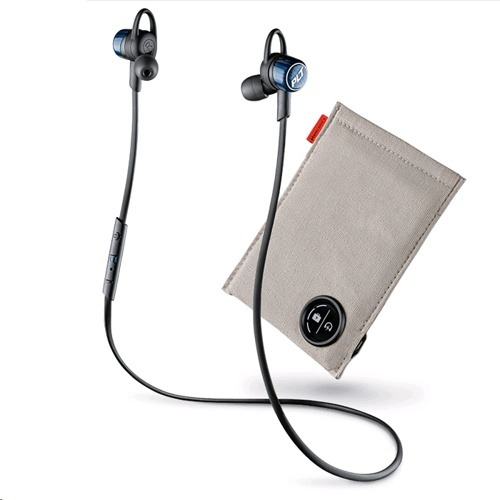 Plantronics BackBeat GO 3 Wireless Earbuds + Charge Case