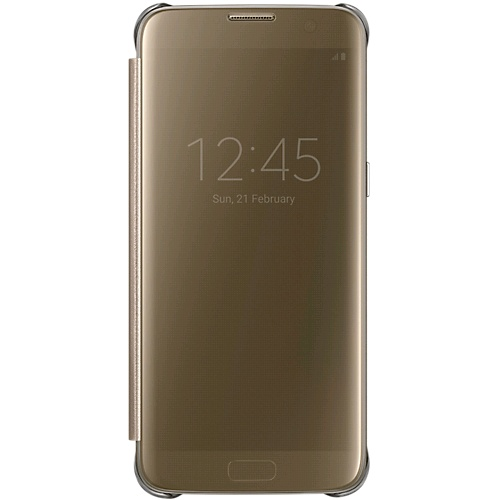 Samsung Clear View Cover Galaxy S7 Edge
