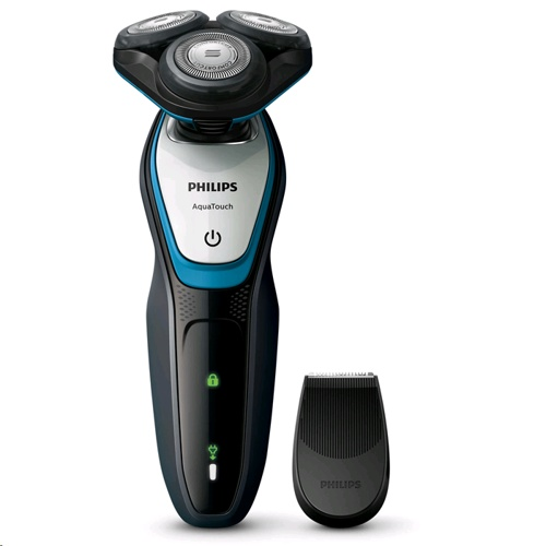 Philips AquaTouch Wet and Dry Electric Shaver S5070