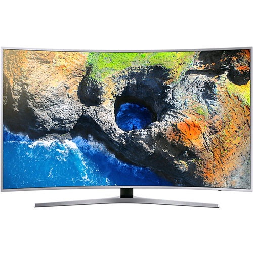 "Samsung 55"" MU6505 Curved UHD 4K TV"