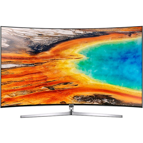 "Samsung 55"" MU9005 Curved UHD 4K TV"