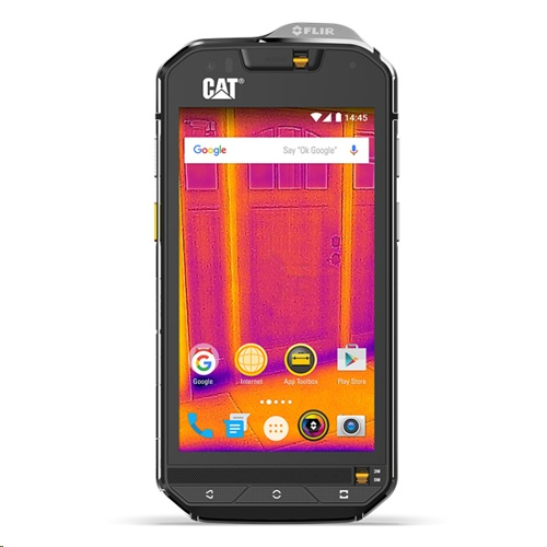CAT® S60 Rugged Dual-SIM Smartphone