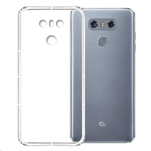 XBase Soft TPU Airpillow 軟質保護套 for LG G6