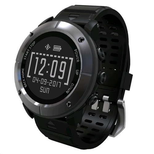 Tec GPS Hiking Sports Smart Watch