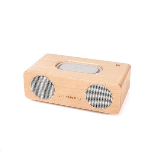 CELIA & PERAH M2 Wireless Wood Hi-Fi Speaker