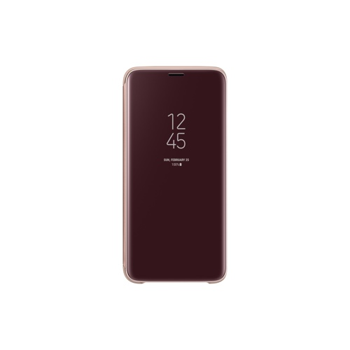 Samsung Galaxy S9+ Clear View Standing Cover