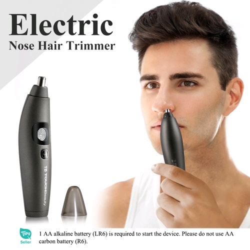 TOUCHBeauty Electric Nose and Ear Hair Trimmer TB-1651