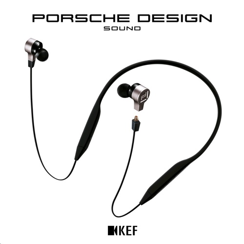 KEF Porsche Design MOTION ONE Bluetooth Earphones