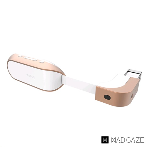 Mad Gaze X5 AR Smart Glasses