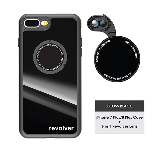 Ztylus Revolver M Series 6-Lens Kit: iPhone 8+/7+