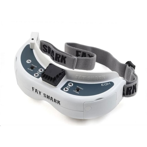 Fat Shark Dominator HD3 Core FPV Goggle Headset