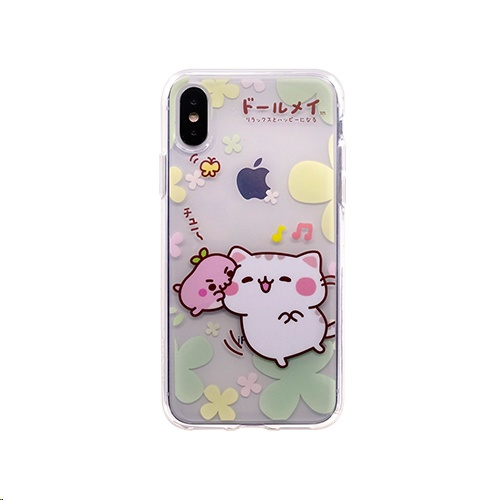 Sigema Dollmei Case for Apple iPhone X